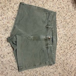 American Eagle High waisted shorts // size 12